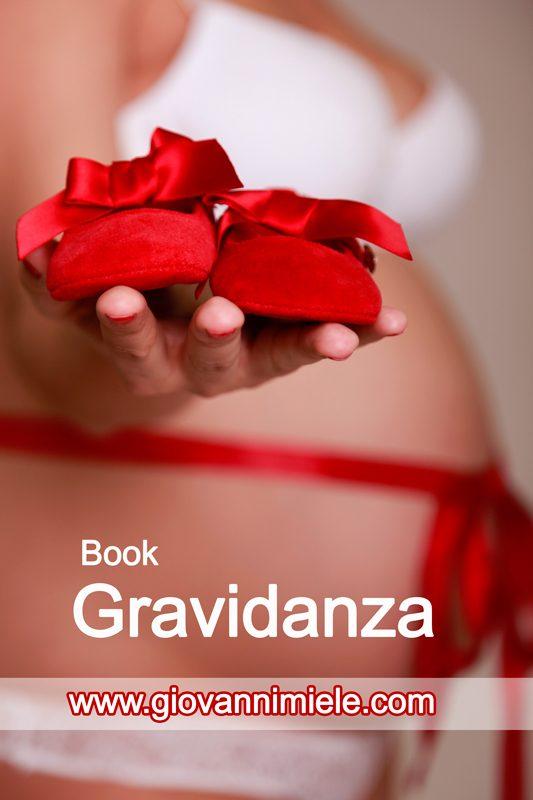 Book fotografico Gravidanza