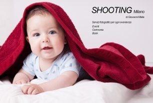 Book fotografico Baby o Bambino