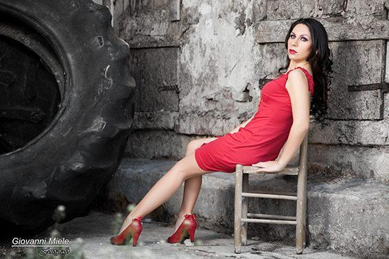 Servizio Fotografico Milano Elena