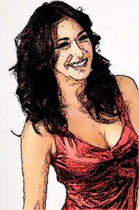 Melita-Toniolo-e-look-glamour