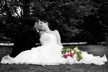 Servizio fotografico matrimonio, passione che sboccia