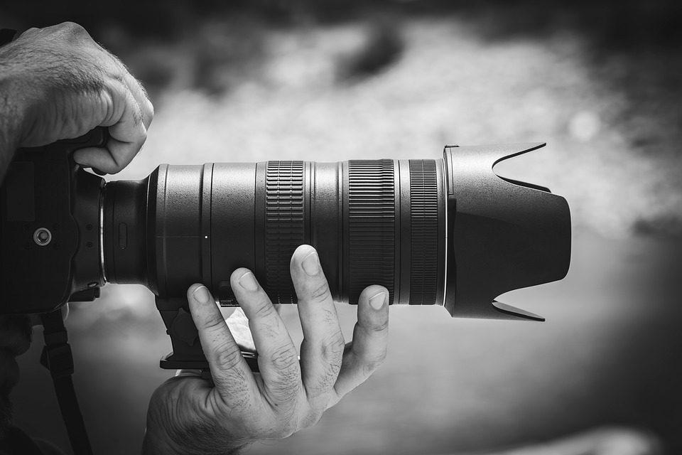 Fotografia e media