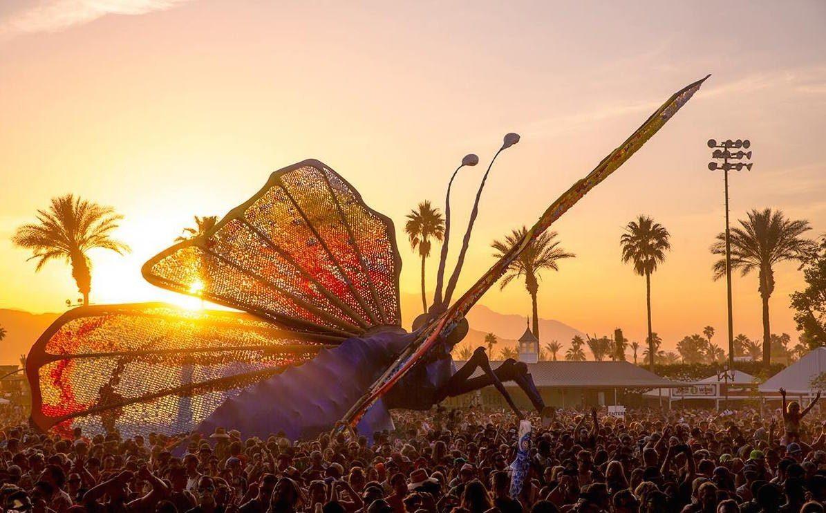 Servizio fotografico e Coachella, momento glamour!