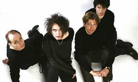 Book fotografico The Cure, immagini inedite di Robert Smith e soci!