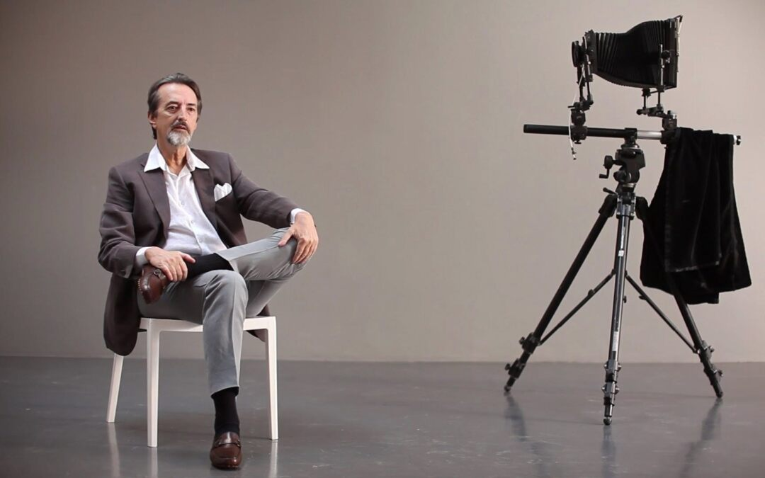 Fotografo e Milano e Giovanni Gastel