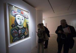 Art: Pablo Picasso photo exhibition in Rome