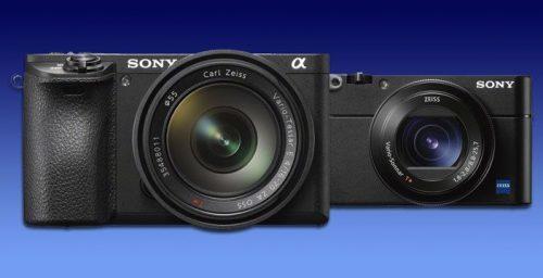 Fotografia professionale: i nuovi obiettivi Sony per fotografia all'aperto