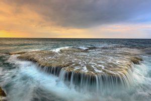 Fotografare l'acqua con effetti motion blur