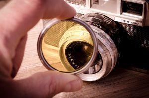 Utilizzare Filtro fotografico