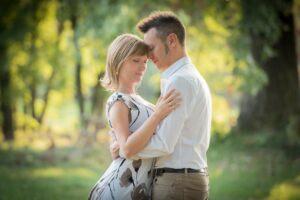 Servizio fotografico prematrimoniale a Milano