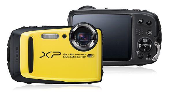 Recensione Fujifilm FinePix XP90