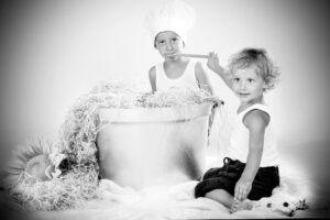 Accessori servizio fotografico per bambini