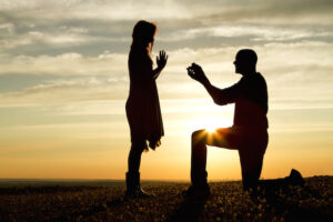 Book fotografico per fidanzamento