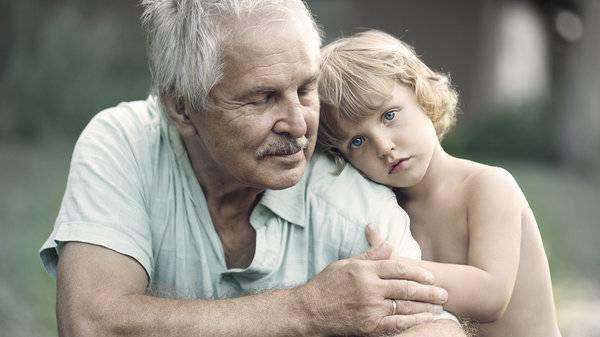 Servizio fotografico per nonni Milano