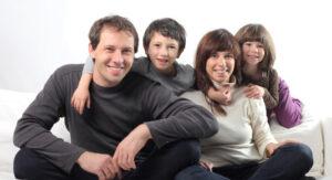 servizio fotografico familiare