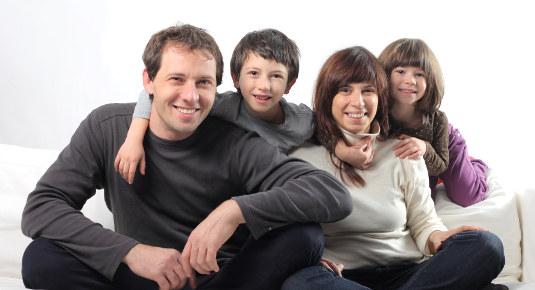 Servizio fotografico familiare Milano