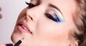 Book fotografico con maquillage