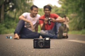 Book Fotografico con Amico