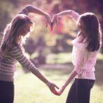 Book fotografico con l' amica del cuore