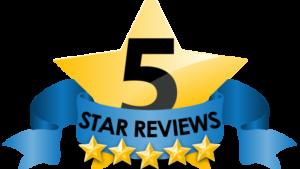 5 stelle recensioni