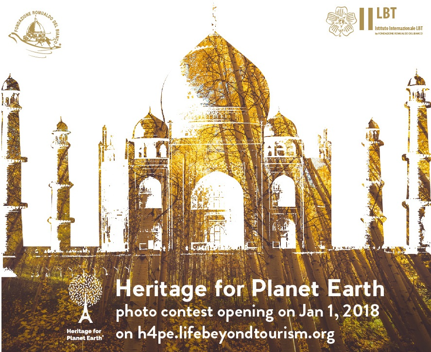 Heritage for Planet Earth: Photocontest internazionale