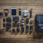 attrezzatura fotografica