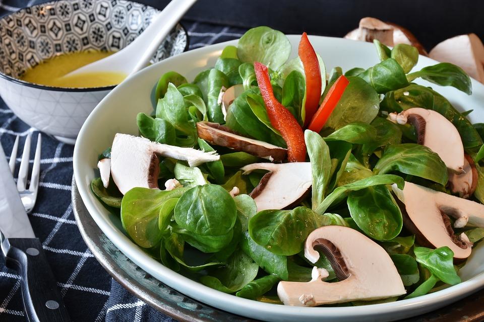 come-fotografare-il-cibo-insalata