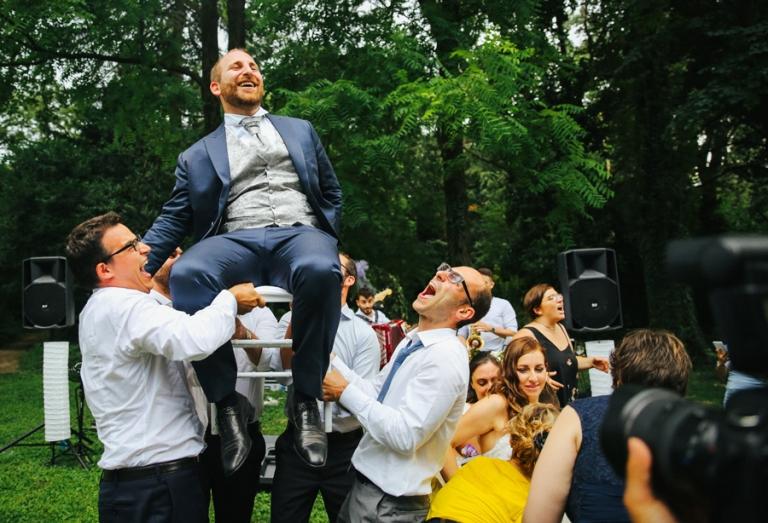 balli tradizione ebraica matrimonio