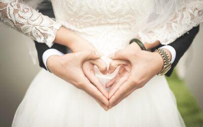 Il matrimonio tra Fedez e Chiara Ferragni
