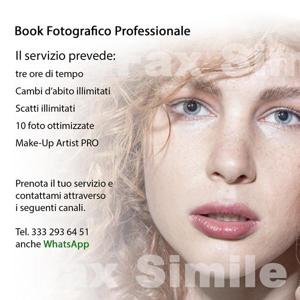 esempio coupon book professionale