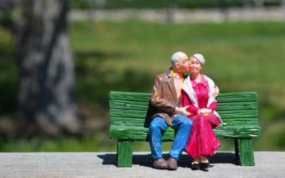 Fotografia per anniversario di matrimonio: c'era una volta una felice coppia…