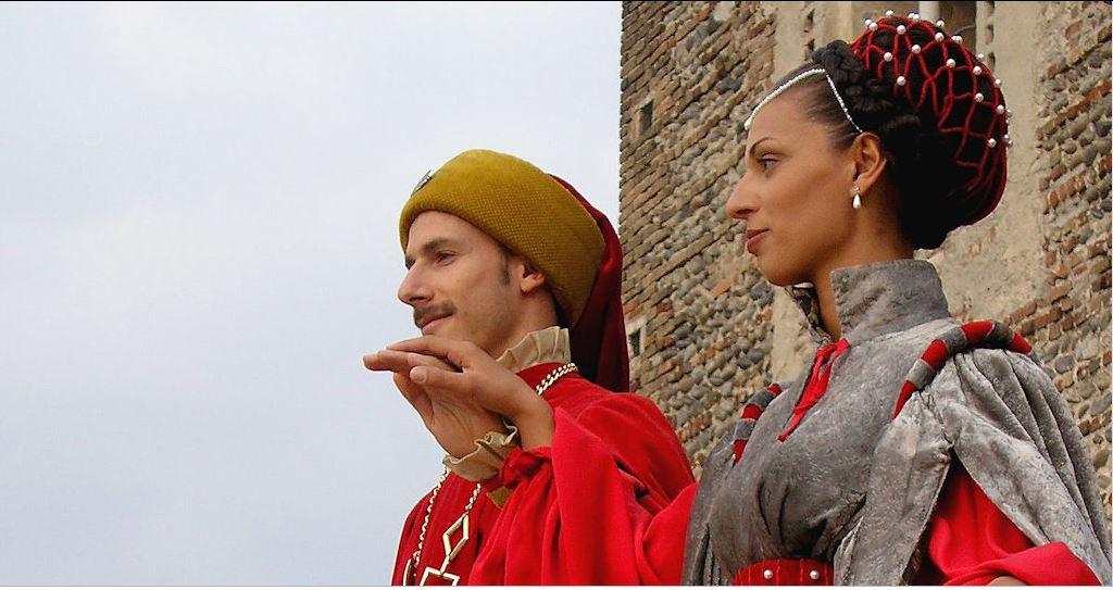 Castello Visconteo: dimore storiche per il ricevimento di nozze