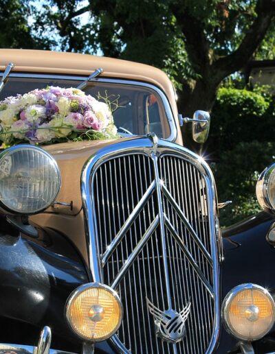 macchina da sposa