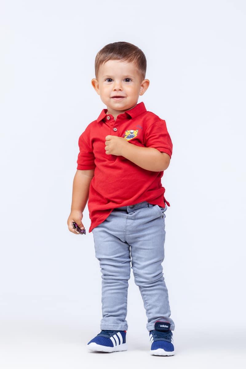 Figura intera Book Moda Bambino Dylan